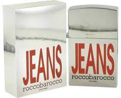 <b>Rocco Barocco Silver Jeans</b> Perfume by Roccobarocco