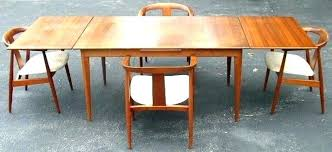 teak dining tables and chairs teak dining tables and chairs mid century modern dining room chairs