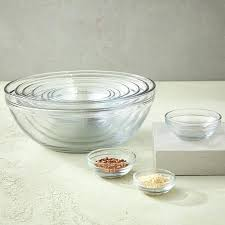 anchor hocking piece glass mixing bowl set best