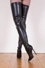giaro black giaro elegance thigh high boots