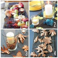 Cheap easy fall decorating ideas Gourds Easy And Inexpensive Fall Centerpieces These Simple And Beautiful Centerpiece Ideas Require Minimal Frugal Living Nw Easy And Inexpensive Fall Centerpiece Ideas Frugal Living Nw