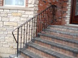 outdoor metal stair railing. Outdoor Metal Stair Railing Kits