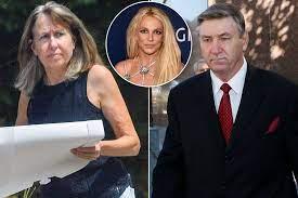 Britney Spears' conservator slams Jamie ...