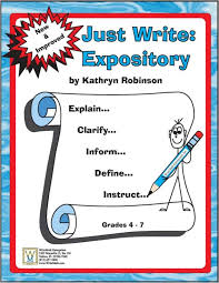 Expository Writing Lessons & Grammar (4th - 7th Grade)