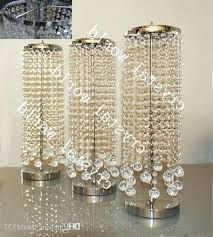 chandeliers table top chandelier decorations photo 3 of 7 by bulk elegant crystal centerpieces