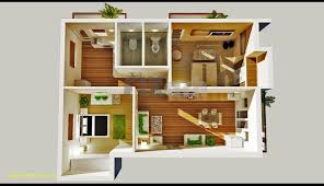 2 bedroom small house design