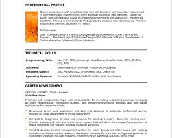 breakupus fascinating example resume profile ziptogreencom breakupus outstanding senior web developer resume sample charming check out the strategy on this resume