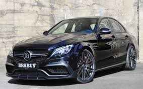 Thing is, while these cars all score points over the c63 family in minor areas, none is able to beat them overall as a package. 600 Hp C Class Brabus Dials Up Mercedes Amg C63 S For Frankfurt Motor Show