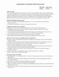 Awesome Automobile Mechanic Sample Resume Resume Sample