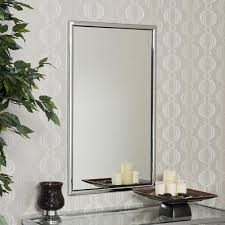 created to enhance the functionality and style in your home this modern full matte black framed mirror is an impressive accessory to hang in