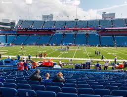New Era Field Section 111 Seat Views Seatgeek