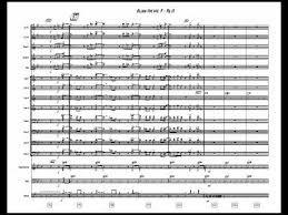 Pdf Jazz Music Blues For Mr P Big Band Chart
