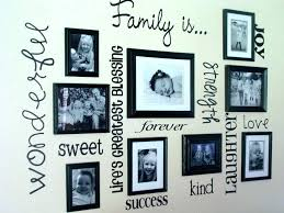 family frames wall decor family frames wall decor family photo wall decor ideas with decorating collage family frames wall decor