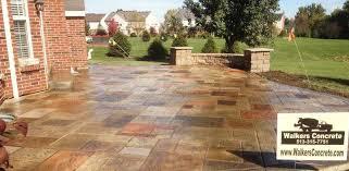 stamped concrete patio ideas inspirational expose eon
