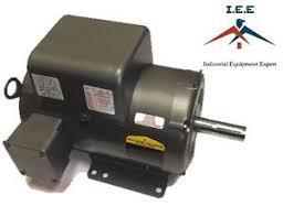 baldor 5hp ebay wiring diagram for baldor vm3615t Wiring Diagram For Baldor Vm3615t 5 hp single phase baldor electric compressor motor 184t frame l1430t 230 volt