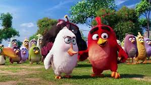 Angry Birds Movie - Full Battle Scene Part 1 - video Dailymotion