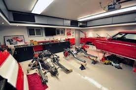 man cave garage. How To Turn A Garage Into Man Cave M
