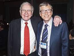 Inside Bill Gates' and Warren Buffett's 29-Year Friendship