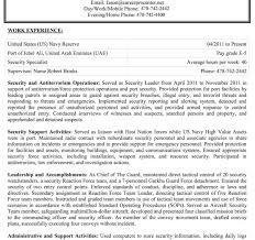 Fancy Army Resume Bullets Crest Documentation Template Example