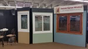 Egress Window Installation Denver Colorado - Basement bedroom egress