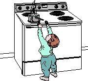 Small Picture Basic kitchen safety tips for you Safety Tips Pinterest