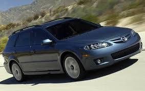 2006 Mazda MAZDA6 - Information and photos - ZombieDrive