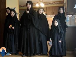 نتیجه تصویری برای حجاب زنان لبناني