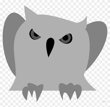 owl high quality animal free black white clipart images cafepress owls not what they seem
