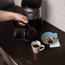 Using our cutting edge coffee technology, the 14 cup programmable coffeemaker can give you hotter coffee without sacrificing taste. Cuisinart 14 Cup Programmable Coffeemaker Review A Workhorse Machine