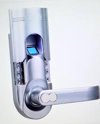 <b>Fingerprint</b> Door Lock