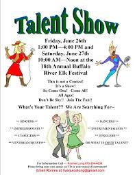 Talent Show Flyer Talent Show Flyer Template 13