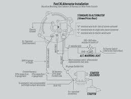 old ford alternator wiring druttamchandani com