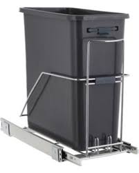 Real simple office supplies Uses Real Simple 29liter Pullout Trash Can Better Homes And Gardens Amazing Winter Deal Real Simple 29liter Pullout Trash Can