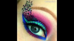fantasy makeup tutorial using sugarpill and inglot d