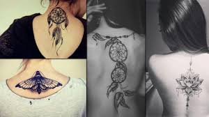 Abstract Back Neck Tattoo Design Collections Tattoo Design For Ladies Girls Men
