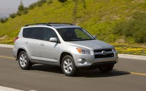2012 Toyota RAV4 Photo Gallery - Motor Trend