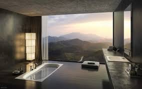 amazing bathrooms. mountain-view-from-a-sunken-tub-a-gorgeous- luxury bathrooms with amazing y