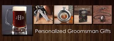 personalized groomsmen gifts by engraved gift collection