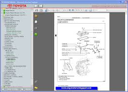 Toyota Previa / Tarago Repair Manual صيانة تويوتا