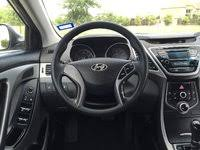 2015 hyundai elantra interior. Unique Interior Picture Of 2015 Hyundai Elantra SE Sedan FWD Interior Gallery_worthy On Interior E