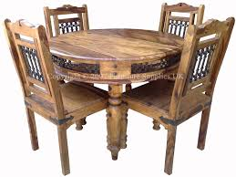 restaurant table and chairs onge round dining table set for 4