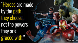 15 Marvel Quotes To Help You Find The Superhero Within