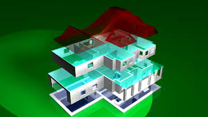 3d printing of house plans