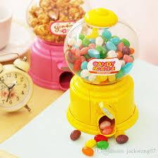 Vending Machine Piggy Bank Best Novelty Korean Vending Machine Candy Bubble Gumball Dispenser Piggy