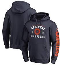 Basketball Hoodie Men's Cavaliers Dribble Pullover Ncaa - Champions Navy Virginia National Fanatics 2019 Branded