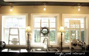 Decorating Kitchen Windows Kitchen Window Sill Decoration Ideas Miserv