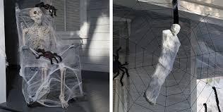 ... Giant Spiders & Spider Webs Halloween Decorations.