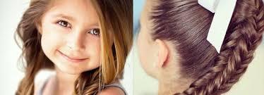Dětské Jednoduché účesy Pro Dívky Dětské účesy Pro Krátké Vlasy