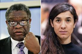 The will of the swedish chemist, engineer and industrialist. 2018 Nobel Peace Prize Awarded To Yazidi Activist And Congolese Doctor The New York Times