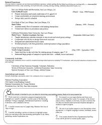 Resume Examples For Teachers Sarahepps Com